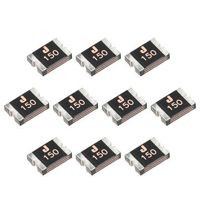 Resettable SMD Fuse 1812 Surface Mount Chip 8V 1.5A 10pcs