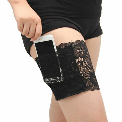 UK Elastic Anti-Chafing Lace Thigh Bands Prevent Thigh Chafing One Piece