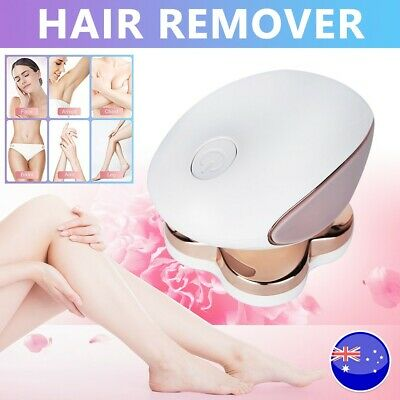 Electric Dry Wet Facial Leg Hair Epilator Painless Trimmer Remover Shaver USB AU