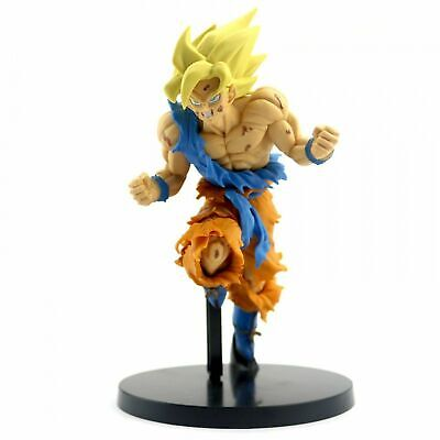 2018 20cm Jump 50th Anniversary Figure Super Saiyan Son Goku Gokou Pvc Action Figures Dragon Ball Z Collectible Model Doll Toy Action & Toy Figures