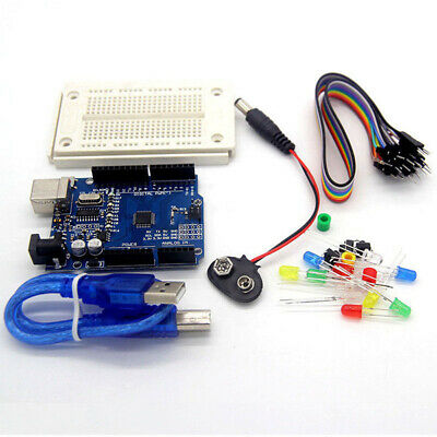 Starter Kit Microcontroller ATMEGA328P Getting Started Sale Stock Useful Durable