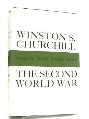 The Second World War Volume II Their Fi (Winston S. Churchill - 1966) (ID:34989)