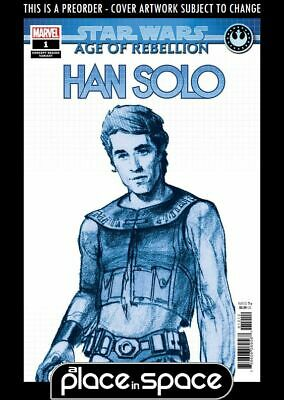 (Wk18) Star Wars Age Of Rebellion - Han Solo #1B - Concept Var - Pre 1St May