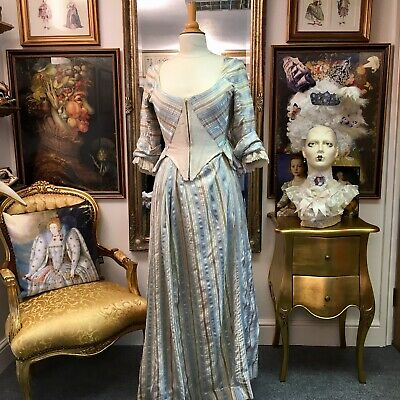 """Amazing """"Lesley Garrett"""" 18th Century Dress From """"ENO"""" The Marriage Of Figaro"""