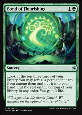 magicman-europe* *MtG 4x Flux Channeler War of the Spark Uncommon