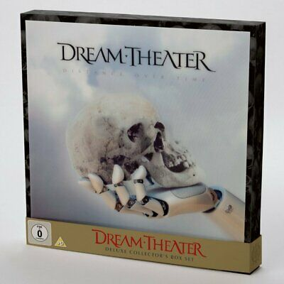 Dream Theater - Distance Over Time Deluxe Collector's Box Set NEU/OVP