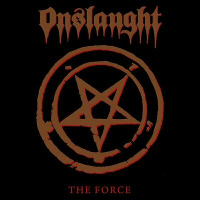 ONSLAUGHT - The Force CD NEU