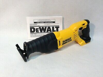 NEW DeWalt DCS381 20V Max  Cordless Reciprocating Saw (Tool Only)