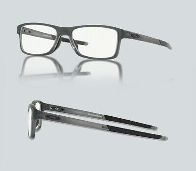 bf96a588026b2 NEW OAKLEY 0OX 8051 HYPERLINK (A) 805103 SATIN GREY SMOKE Eyeglasses ...