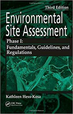 [P.D.F] Environmental Site Assessment Phase I A Basic Guide, 3rd Edition by Kath