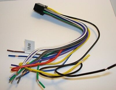 PHASE LINEAR UV7 UV7i UV8 UV8i UV9 DVD Radio Wire Harness