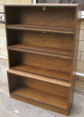 Bookcase Sectional 4 Tier  The Simplex  Vintage