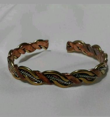 Ancient Viking Bracelet Bronze Rare Vintage Artifact Extremely Old