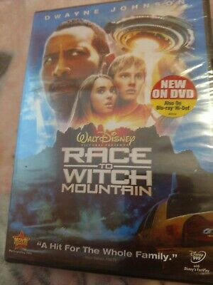 Race To Witch Mountain DVD. Brand New! Never opened!