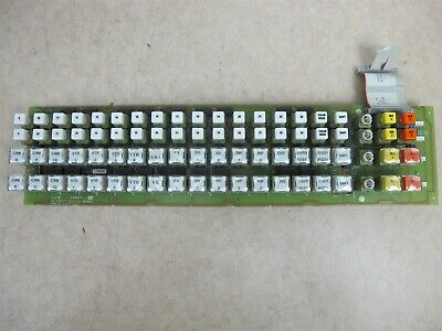 GVG Grass Valley Group 068970-00A 16-Input Switch Board M/E 1 BUS for 3000-3T