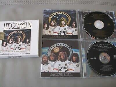 Led Zeppelin - Early Days & Latter Days Very Best Of (2 CD Set) 24 Greatest Hits