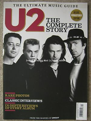 U2 Ultimate Music Guide by Uncut magazine Interviews Complete Story Bono Edge