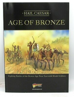 Hail Caesar 101010002 Age of Bronze (Book) Near East Supplement Warlord Games