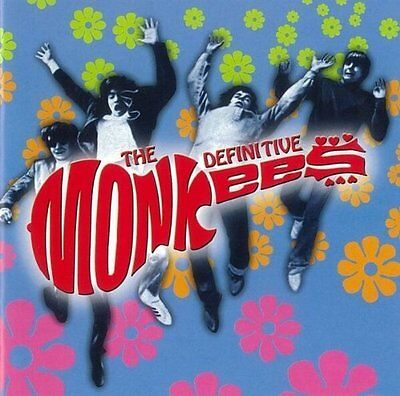 THE MONKEES - THE DEFINITIVE MONKEES, 29 Fantastic Hit Tracks One Audio CD