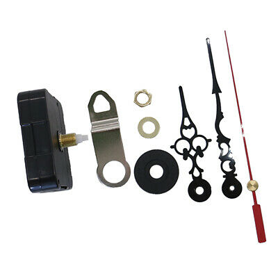 Quartz Wall Clock Core Movement Mechanism Hands DIY Replace Repair Parts Set