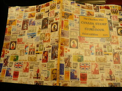 Charlton Press 1982 Canada Stamp & storybook 3rd edition James Montagnes