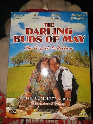 The Darling Buds Of May.the Complete Series.dvd.