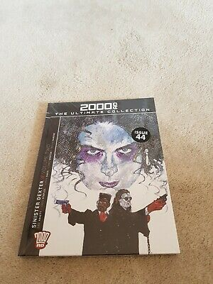 """2000AD Ultimate Collection #44 hachette NEW latest issue vol 2"""" SINISTER DEXTER"""""""