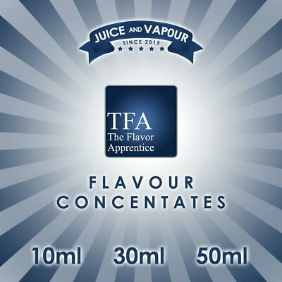 Flavour Concentrate by The Flavor Apprentice - 10ml / 30ml / 50ml