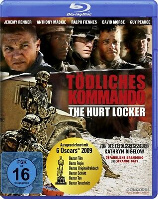 Tödliches Kommando - The Hurt Locker | 2008 | Jeremy Renner | Blu-ray