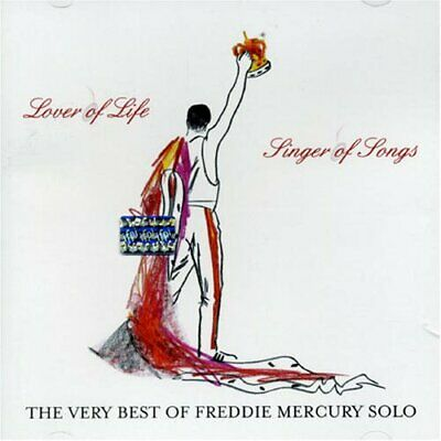 Mercury, Freddie : Lover of Life Singer of Songs CD
