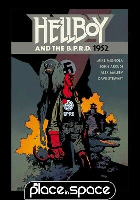 Hellboy And The Bprd 1952  - Softcover