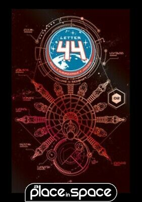 Letter 44 Vol 02 Redshift - Softcover