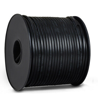 Twin Core Wire Electrical Cable 100M 3MM SAA 2 Sheath Automotive CARAVAN 4X4 12V