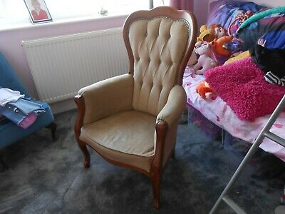 Ladies Bedroom Chair Library Chair Spoon Back Chair