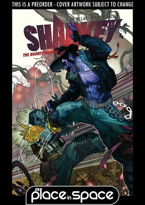 (Wk23) Sharkey The Bounty Hunter #4A - Preorder 5Th June