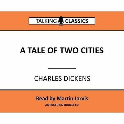 A Tale of Two Cities (Talking Classics) by Dickens, Charles, NEW Book, FREE & Fa