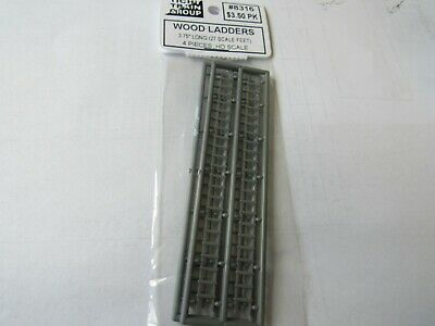 Tichy HO Scale Hex-Nut-Washer Truss Rod Ends  #8034 Bob The Train Guy