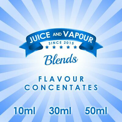 Flavour Concentrate by JV Blends - 10ml / 30ml / 50ml