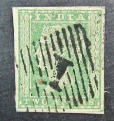 nystamps British India Stamp # 5 Used $33