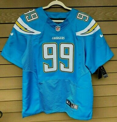 finest selection 215ce 5c792 NIKE LOS ANGELES Chargers Joey Bosa Men's Size S Salute To ...