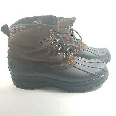 e30ae4b5ffd DONNER MOUNTAIN MENS 12 M Boots Insulated Waterproof Kohler Duck ...