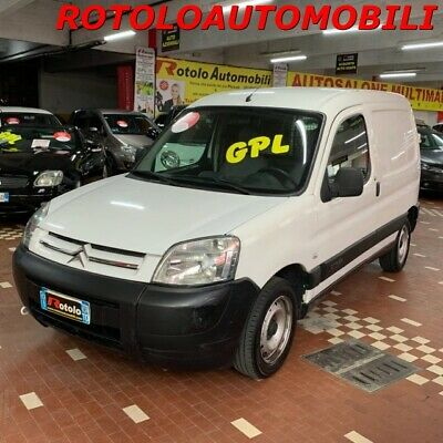CITROEN Berlingo 1.4 3p. GPL