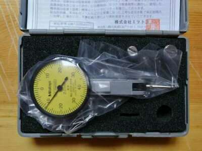 New Japan Precision tool Mitutoyo Dial Test 0-0.8mm 513-404 0.01mm lever Gauge