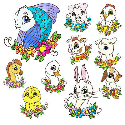 HERE IS LOOKING AT YOU10 MACHINE EMBROIDERY DESIGNS CD or USB
