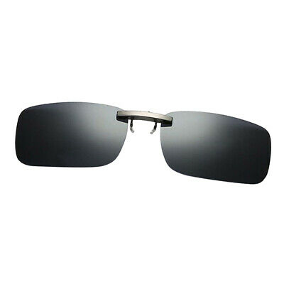 Polarized Clip On Flip Up UV400 For Night Viewing Tourism Game Sunglasses