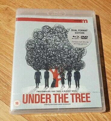 Under the Tree DVD & Blu Ray (dual format). New and sealed.