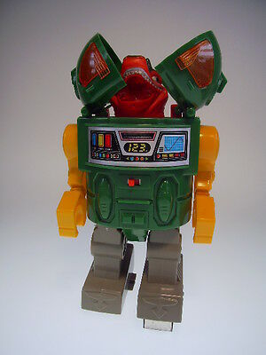"GSR ""MONSTER ROBOT"" TAIWAN , GREEN VERSION,  like NEU/NEW/NEUF NO BOX !!"