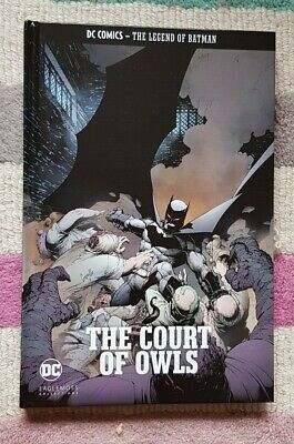 DC Comics Legend of Batman The court of owls