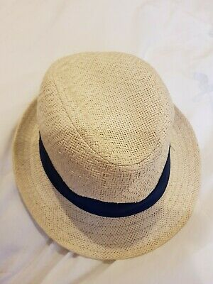 Boater hat for ages 12-24 months