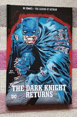 DC Comics Legend of Batman The dark knight returns
